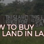 how to buy land in lagos