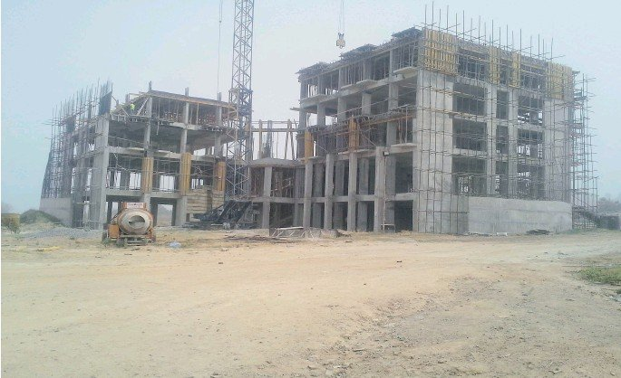 abandoned projects in Nigeria